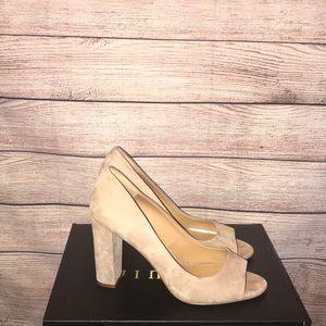 J.Crew Shoes   Peep toe heels Size 7
